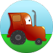 Kids Tractor Puzzles by TitanForge