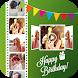 Happy Birthday Video Maker by Video Maker & Video Editor Studio
