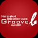 苫小牧市の美容室Groove.b 公式アプリ by GMO Digitallab, Inc.