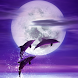 Dolphin -Amethyst- by DMF, Inc.
