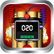 Time Bomb Broken Screen Prank. by Furiosa App