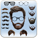 Beard & Mustache Photo Editor for Men by perfectsol