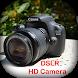 DSLR HD Camera - 4k Ultra HD Camera 2018 by GORA Studio
