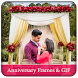 Anniversary Photo Frame & GIF by XpertApp Studio Inc