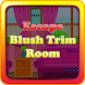 Escape Blush Trim Room by ajazgames