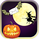 Halloween Live Widget by The World of Digital Clocks