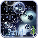 Bubble panda Keyboard Theme by Fly Liability Themes