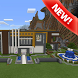 Super Mansion MCPE map by Sparkle studio
