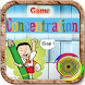 Game Concentration Brain by tricia hassy