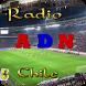 ADN radio Chile deportes en vivo gratis by Apps MMB