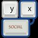 Shortcuts Keyboard Social by Kanuni Games