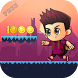 Jumping Boy World adventure by fadili-apps