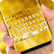 Bright blind golden Diamond by Sexy Theme for Smart Phone