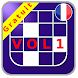 French Crossword Puzzles by Aragon-Soft