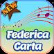 Federica Carta Music Lyrics by Asyamnabil Studio