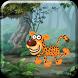 Tiger Run Super Jungle by I wanna Ruuner App Game Rush