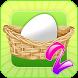 Egg Toss 2 - Easter egg by TSTGames