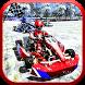 Snow Kart Go!Hill Buggy Racing by XFactor Game Studio