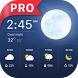 Daily weather forecast pro by smart app - desired app