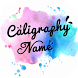 Calligraphy Name Art by Creative Tool Apps