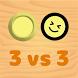 3vs3 Hockey - Two Players Game by Masaki Kanno