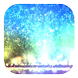 Glitter luxury sparkle theme by Live.screen engineers