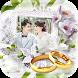 Wedding photo frame by BLOSSOM Rock