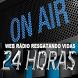 Web Rádio Resgatando vidas by APPS - EuroTI Group
