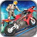 Dino Bike Stunts: Space Rider by Tekbash