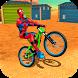 Super Spider Hero BMX Bicycle Stunts by Miami Game Studio