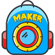 Backpack Challenge Maker by Appz Home
