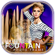 Water Fountain Photo Frames by Selfie Photo Collage Maker