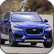 Drift Simulator: F-Pace by Exotic Burnout