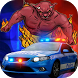 Police Attack Ghost Battle by DuchezCo.