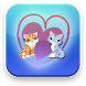Kitty Match Game For Kids Free by U Play Apps