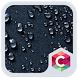 Water Drops C Launcher Theme by Best Themes Workshop