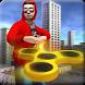 Fidget Spinner Frisbee Hero vs Crime City Gangster by crushiz