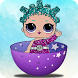 Lol Surprise Dolls Opening Eggs???????????? by OIO Games Racing & Adventure