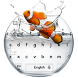 Animated Cute Fish Keyboard by Super Cool Keyboard Theme