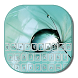 Dandelion Water Drop Keyboard by live wallpaper collection