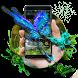 3D Neon Butterfly Theme by Elegant Theme