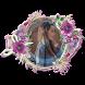 Flower Photo Frames for Girls by Editor de Fotos