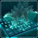3d hologram dinosaur keyboard tech future by Keyboard Creative Park