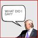 True or False: Trump by Tux Creations