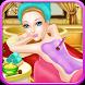 Bathing Spa Pregnant Queen by RoyalGames