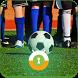 Soccer Ball Lock Screen by Theme Rocket