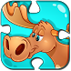 Animal Puzzles For Kids by Gamerix Games