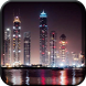 City at Night Live Wallpaper by Zheka