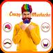 Crazy Man Hair Mustache Beard Photo Editor by Creative Tool Apps