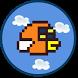 Frazy Bird by Upffy